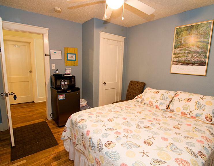 Our Rooms at Carolina Beach Inn